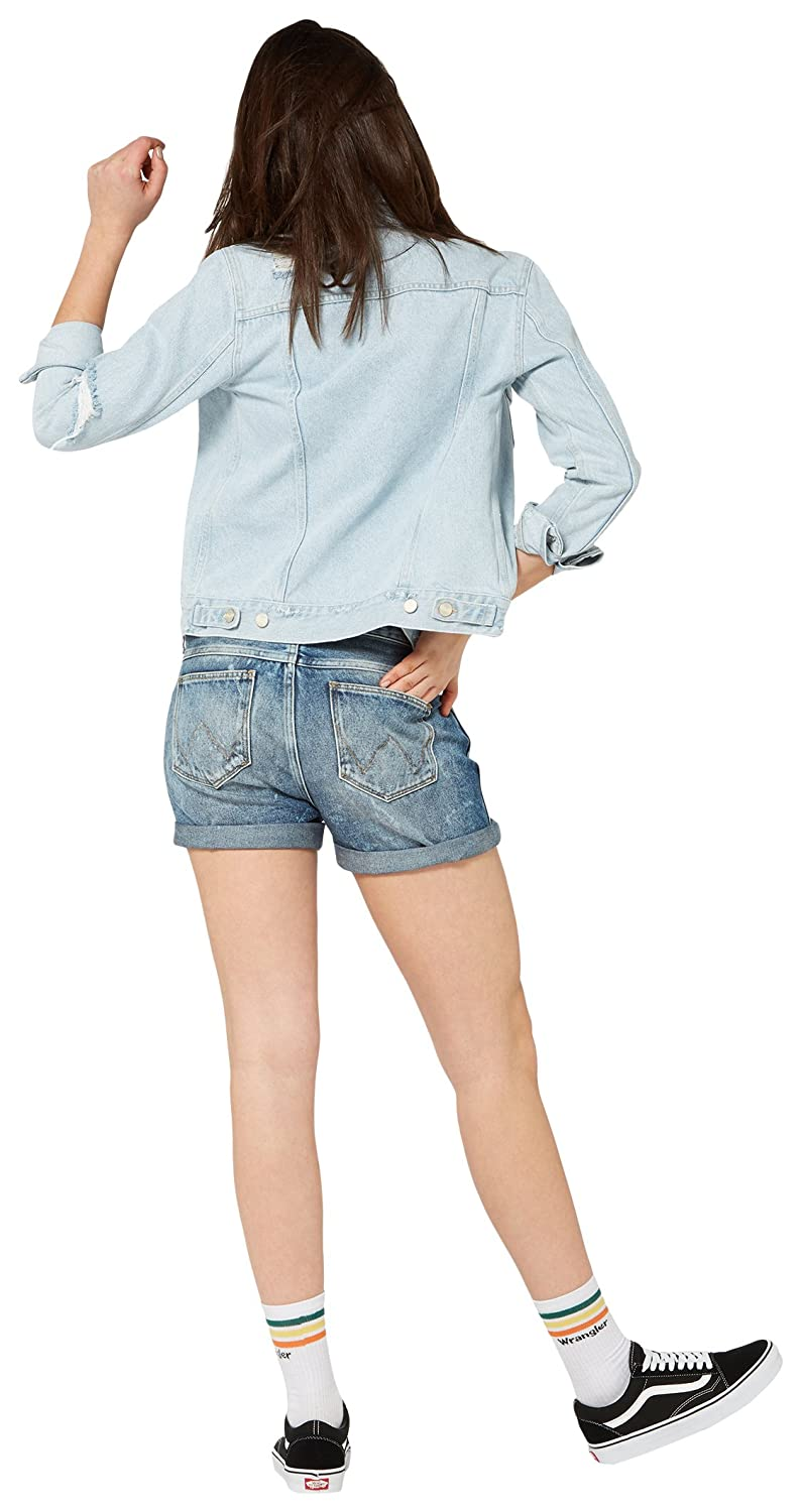 Giacca di Jeans Donna Wrangler Heritage Jacket