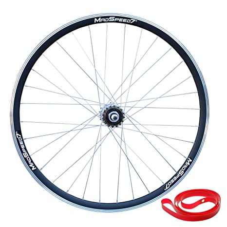 Cycle Wheel 5 SPEED FREEWHEEL 700c REAR NARROW ROAD Bike