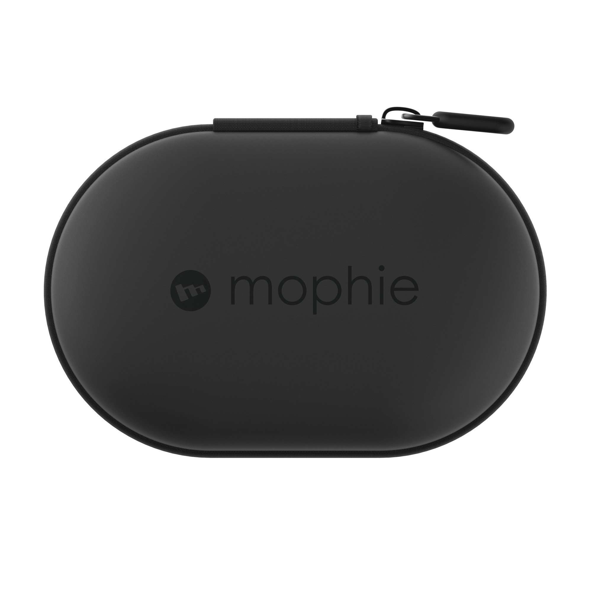 mophie Power Capsule External Battery Charger for Fitbit Flex, Beats by Dre, JBL Wireless Earbuds - Black (Renewed) by mophie