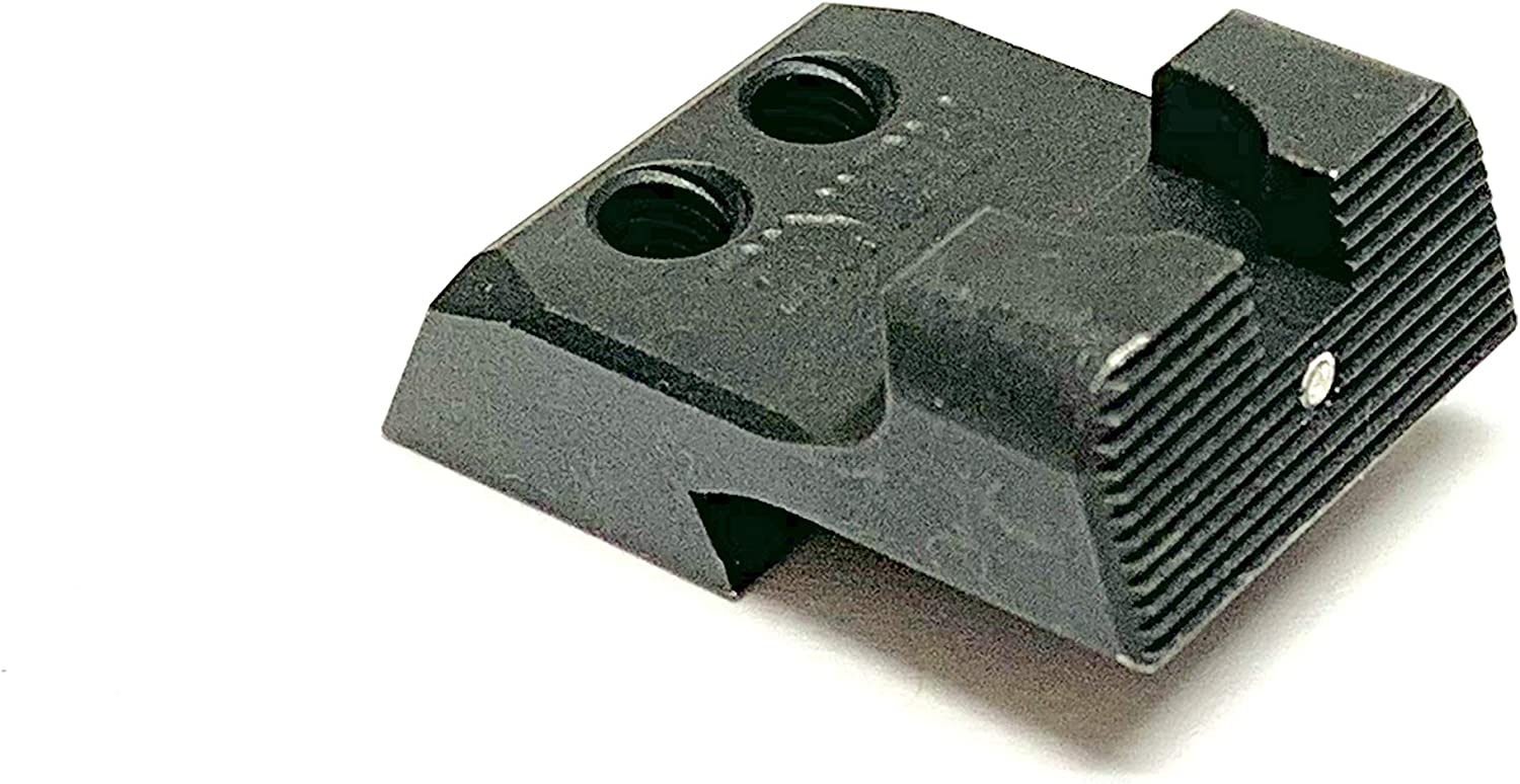 Heinie 366L Ultra Low Mount Ledge 1Dot Tritium Night Sight RearFits Novak Dovetail