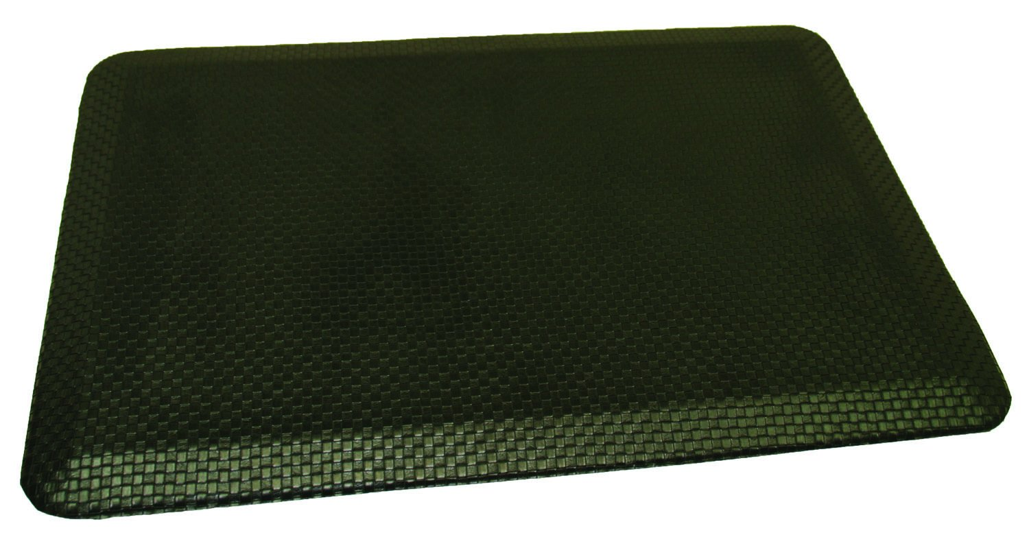 Rhino Mats CCP-3660-SP-Black Comfort Craft Premium South Park Houseware Anti-Fatigue Mat, 3' Width x 5' Length x 3/4'' Thickness, Polyurethane, Black