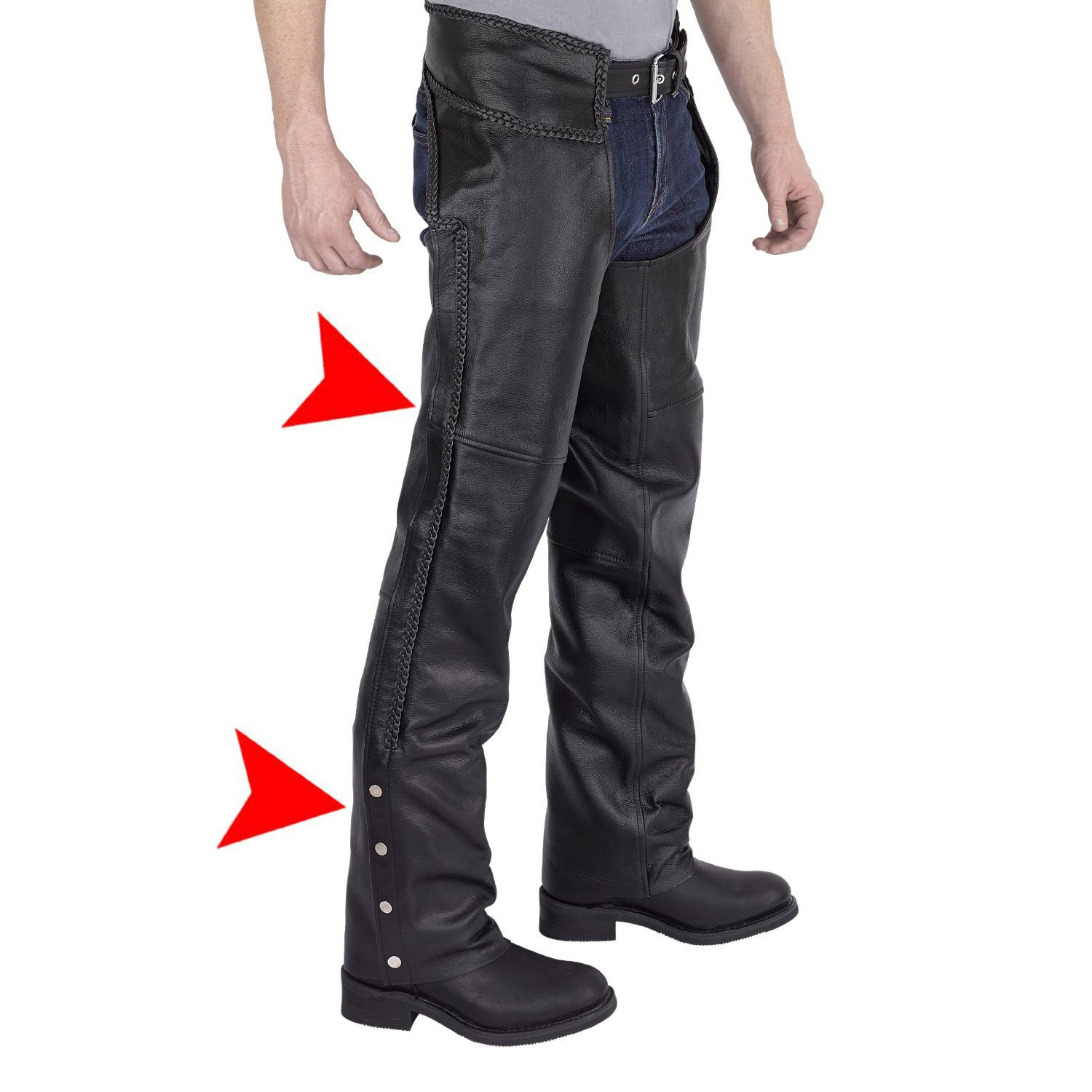 Best Rated in Motorcycle Protective Pants   Chaps   Helpful Customer ... 251c5e06a