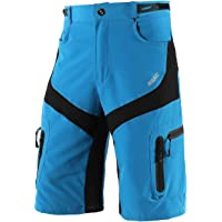 ARSUXEO Heren Fietsbroek MTB Mountainbike Shorts voor Gym Training