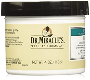 Dr. Miracle's Dr. Miracles Feel It Formula Hot Gro Hair & Scalp Treatment Conditioner 4 Oz