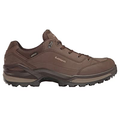 Lowa Mens Renegade Gore-Tex Lo Espresso Nubuck Trainers 12 US | Hiking Shoes