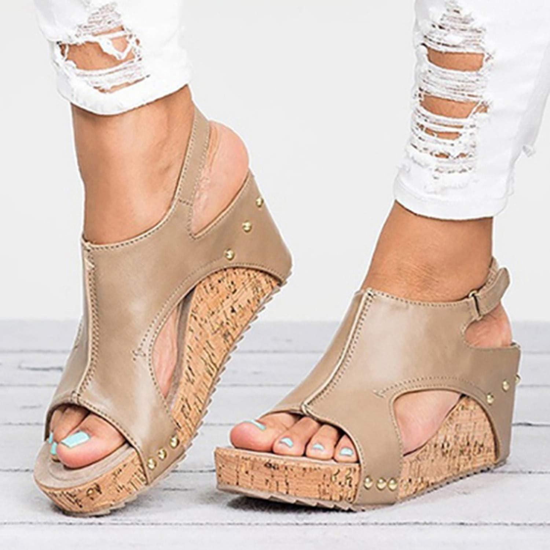 2019 Platform Sandals Wedges Shoes