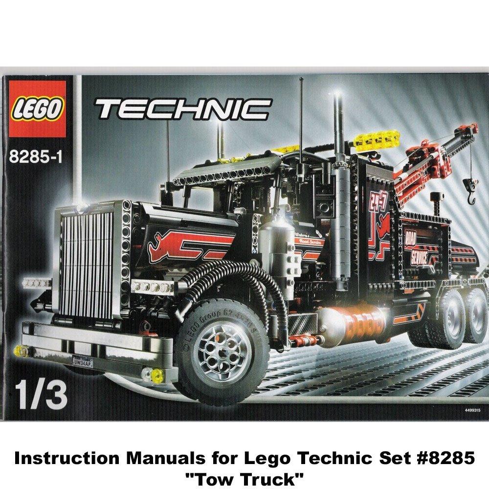 Amazon Instruction Manuals Technic Instruction Manuals For