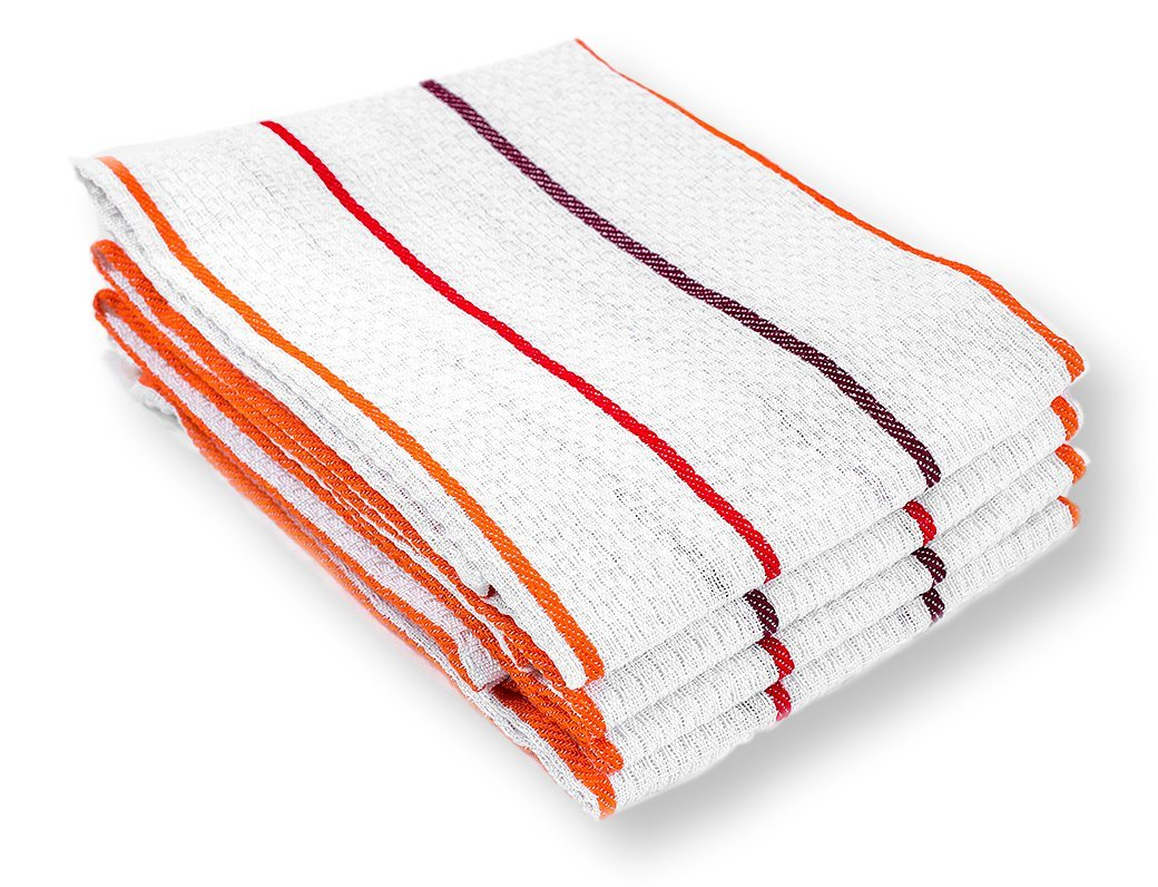 Heavy Duty Hook and Loop Hanging Kitchen Towels for Halloween /& Thanksgiving