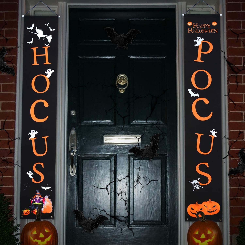 Hocus Pocus Halloween Porch Sign