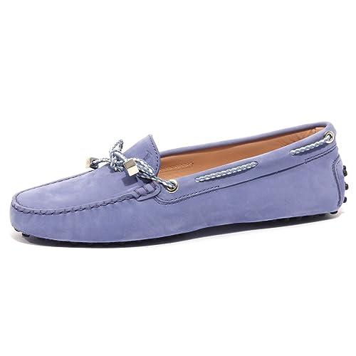 Tods - Mocasines para mujer violeta violeta violeta Size: 36.5