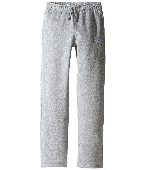 afc5d6d6179f Amazon.com  Nike Kids Sportswear Open Hem Pant Little Kids Big Kids ...