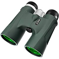 Jzbrain 12x24 Waterproof Roof/Dach Prism Binocular with Weak Light Vision