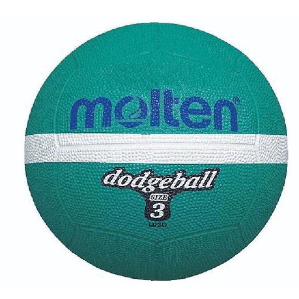 Molten Juniors Play Dodgeball Size 3
