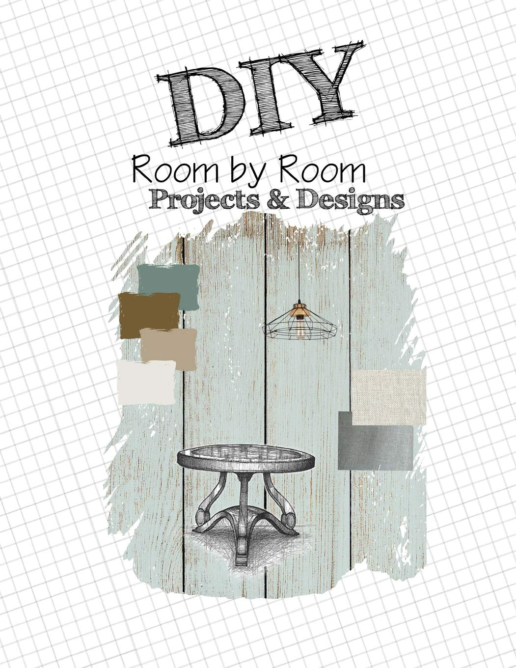 Amazon.com: DIY Room By Room Projects & Designs: Graph Paper