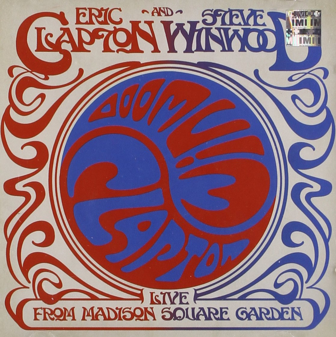Live from Madison Square Garden by Clapton,Eric