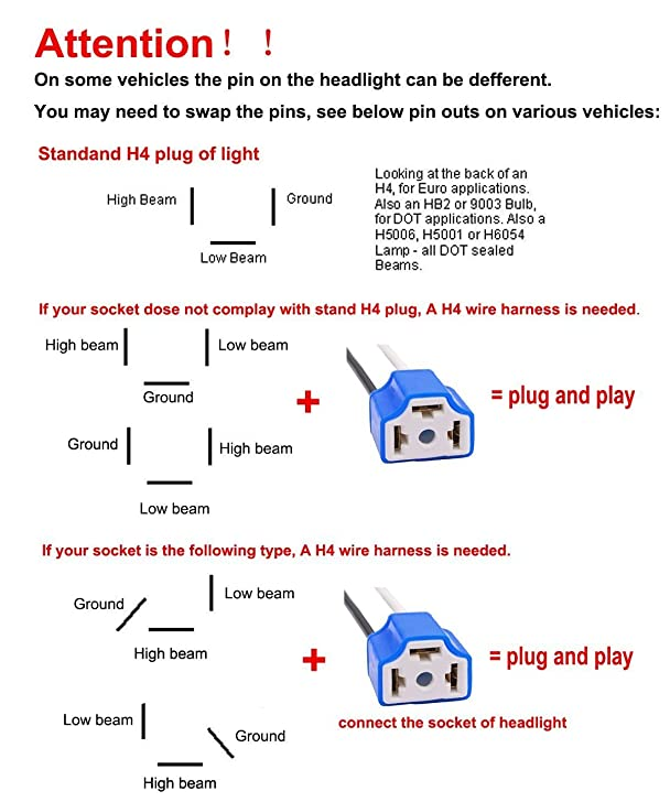 Luxury H4 Light Bulb Socket Diagram Image - Schematic Diagram Series ...