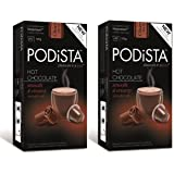 Hot Chocolate Nespresso Compatible Capsules Hot Cocoa Pods - Smooth & Creamy - 20 Pod Package