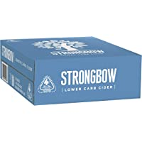 Strongbow Lower Carb Cider 375mL Can 375mL Case of 30