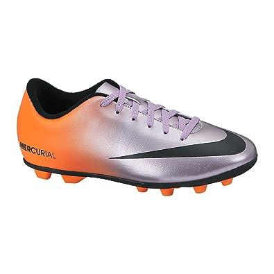 Image Unavailable. Image not available for. Color  Nike Kids Unisex Jr  Mercurial Vortex FG-R ... 5eacfc595a4