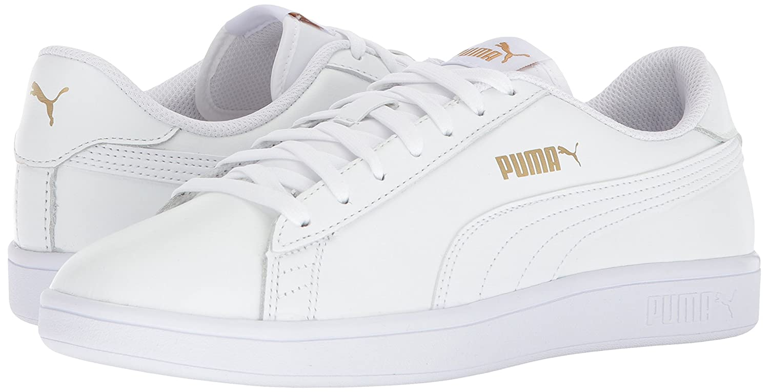 4df71e26601 Puma Men s Smash v2 Leather Plus Sneaker  Buy Online at Low Prices in India  - Amazon.in