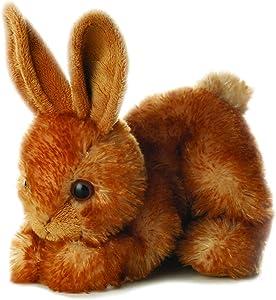 "Aurora Bitty Rabbit Bunny Mini FLOPSIE 8"" Plush Beanbag (31182)"