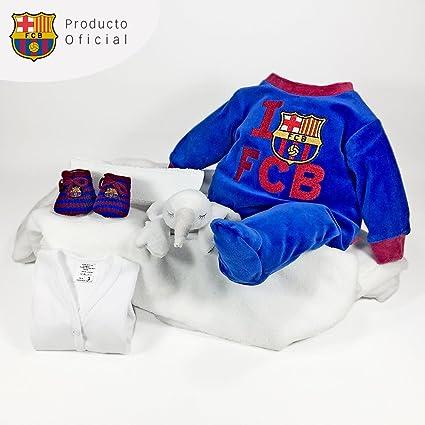 Set regalo bebé Fútbol Club Barcelona