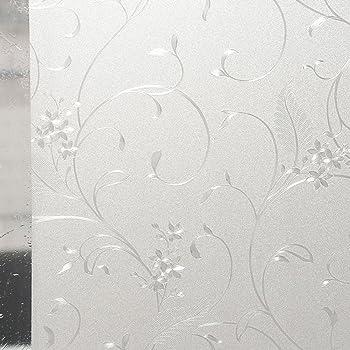 LYCSIX66 No Glue Decorative Window Film