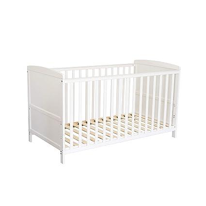 Letti Trasformabili Per Bambini.Puckdaddy Lettino 140x 70 Cm Convertibile In Letto Per Bambini
