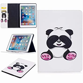 LEMORRY Funda para Apple iPad Air 2 / iPad 6 Carcasa Tapa ...
