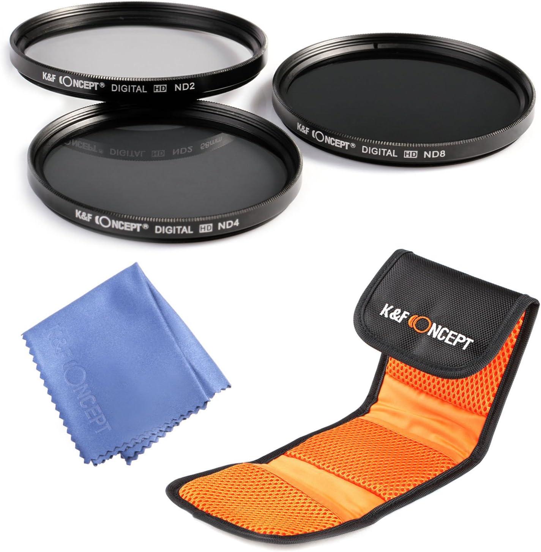 ND8 ND Neutral Density Motion Blur Shutter Speed Filter for Nikon Micro-Nikkor 105mm f//2.8 Lens
