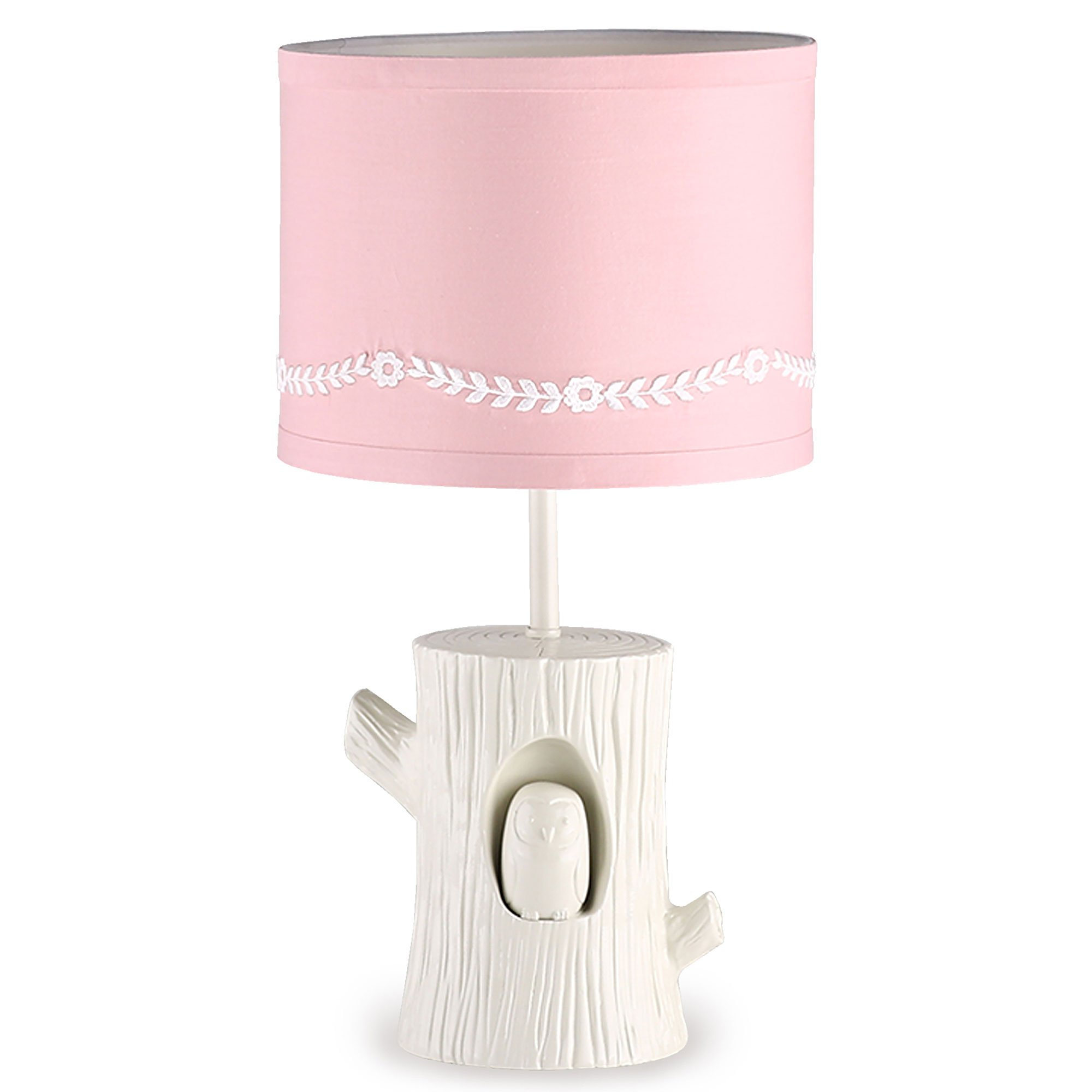 Woodland Whimsy Lamp Base and Shade by The Peanut Shell