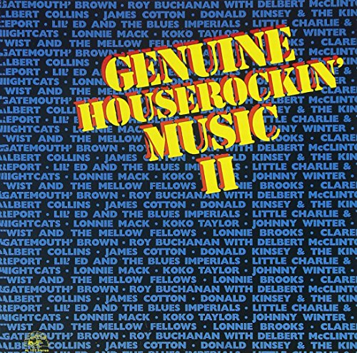 Price comparison product image Genuine Houserockin' Music II
