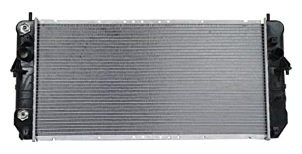 Depo 332-56001-000 Radiator (CADILLAC DEVILLE 4.6L V8 00with O ENGINE