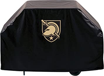 United States Army BBQ Grill Cover on Black Vinyl