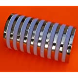 """10Pc Super Strong N52 Neodymium Magnet 1.26"""" x 1/8"""" NdFeB Discs, The World's Strongest & Most Powerful Rare Earth Magnets by Applied Magnets"""