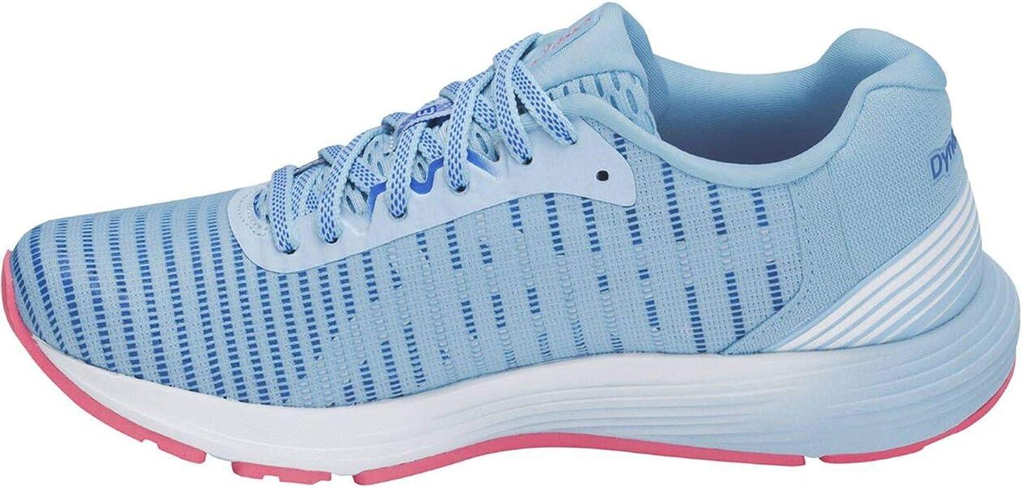 Asics Dynaflyte 3, Zapatillas de Running para Mujer, Multicolor (Skylight/White 401), 36 EU: Amazon.es: Zapatos y complementos