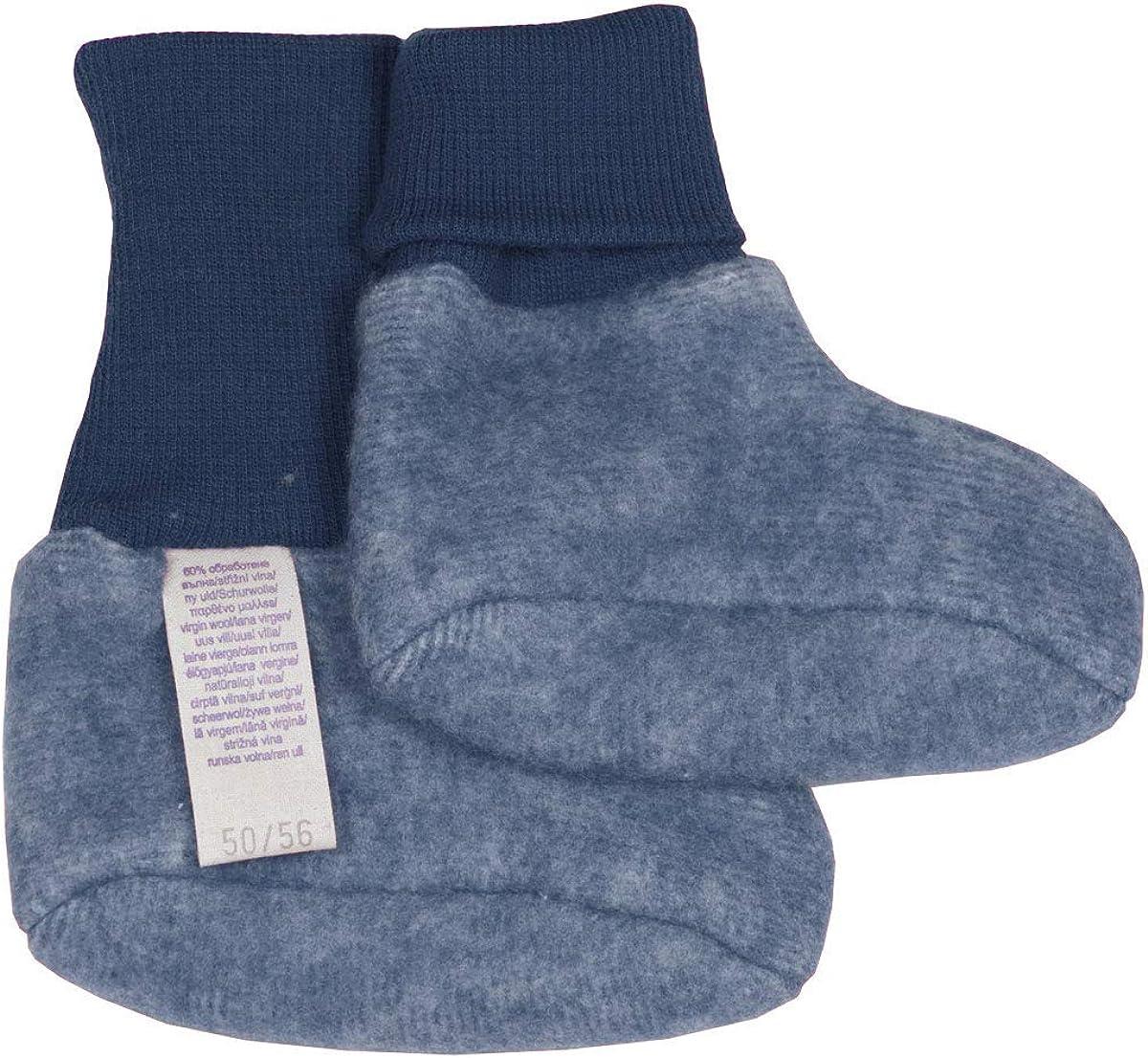 Cosilana Baby Fleece Sch/ühchen kbT Wolle Bio Baumwolle