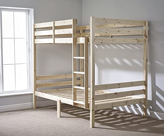 DOUBLE Bunkbed - 4ft 6 TWIN Bunk Bed - VERY STRONG BUNK! - Heavy Duty