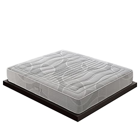 Offerta Prime Day - Materasso matrimoniale in Memory 3cm a 11 Zone  Differenziate mod. Polifoam 3cm di memory foam Ortopedico Certificato  Presidio ...