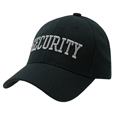 security flex fit baseball cap hat caps xl fitted black size