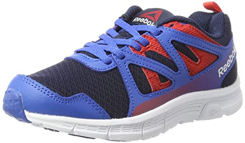 Reebok Run Supreme 2.0, Zapatillas de Deporte Unisex niños, Azul (Awesome Blue/Collegiate Navy/Primal Red), 38 EU: Amazon.es: Zapatos y complementos