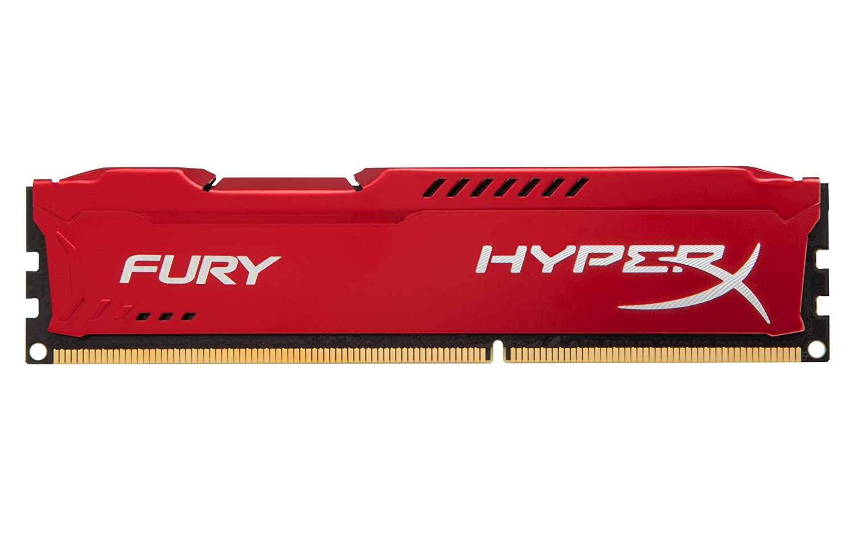Kingston Hyperx Fury 16gb Kit 2x8gb 1333mhz Ddr3 Cl9 Innodisk Server Memory Ecc Dimm 8gb 1600 Pce 12800 1x8g Red Hx313c9frk2 16 Computers Accessories
