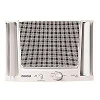 Ar condicionado janela 7500 BTUs/h Consul frio com filtro fácil de limpar 110V