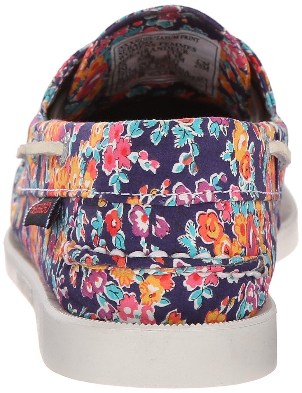 Sebago Damen Docksides, Damen Sebago Stiefelchuhe Tatum Print 698707
