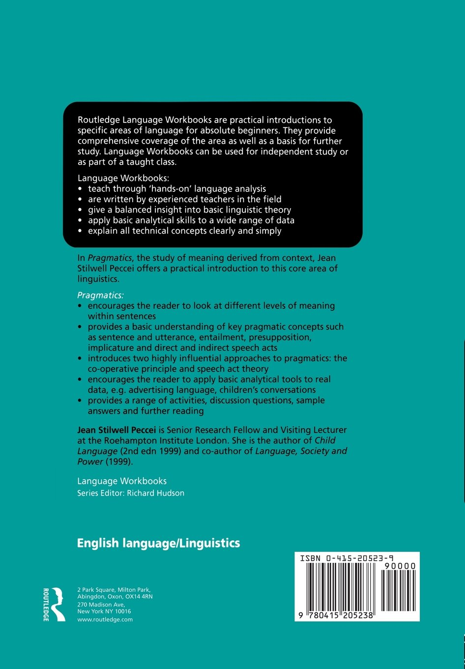 pragmatics language workbooks amazon de jean stilwell peccei pragmatics language workbooks amazon de jean stilwell peccei fremdsprachige bücher