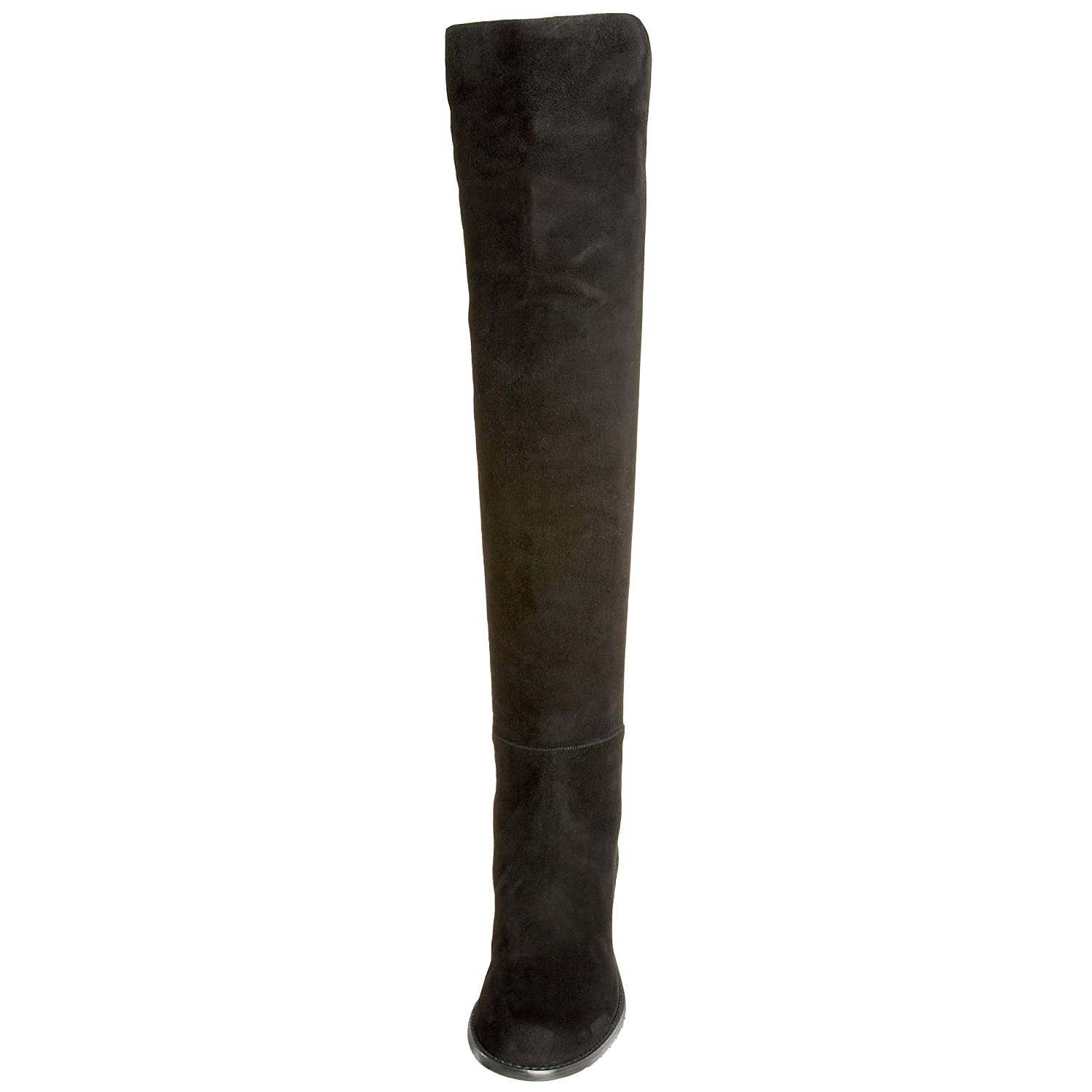 Stuart Weitzman Women's 5050 Over-the-Knee Boot B001O5CREW 5.5 W US|Black Suede