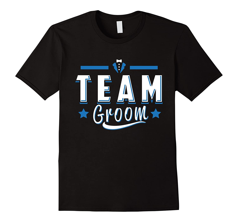 Team Groom Shirt Bachelor Party Boys Night Tattoo Wedding-Vaci