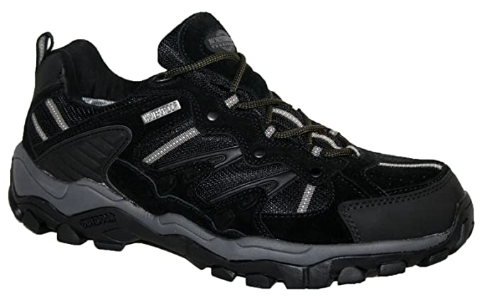MENS RELIANCE LACE UP FULLY WATERPROOF WALKING/HIKING WORK TRAINER