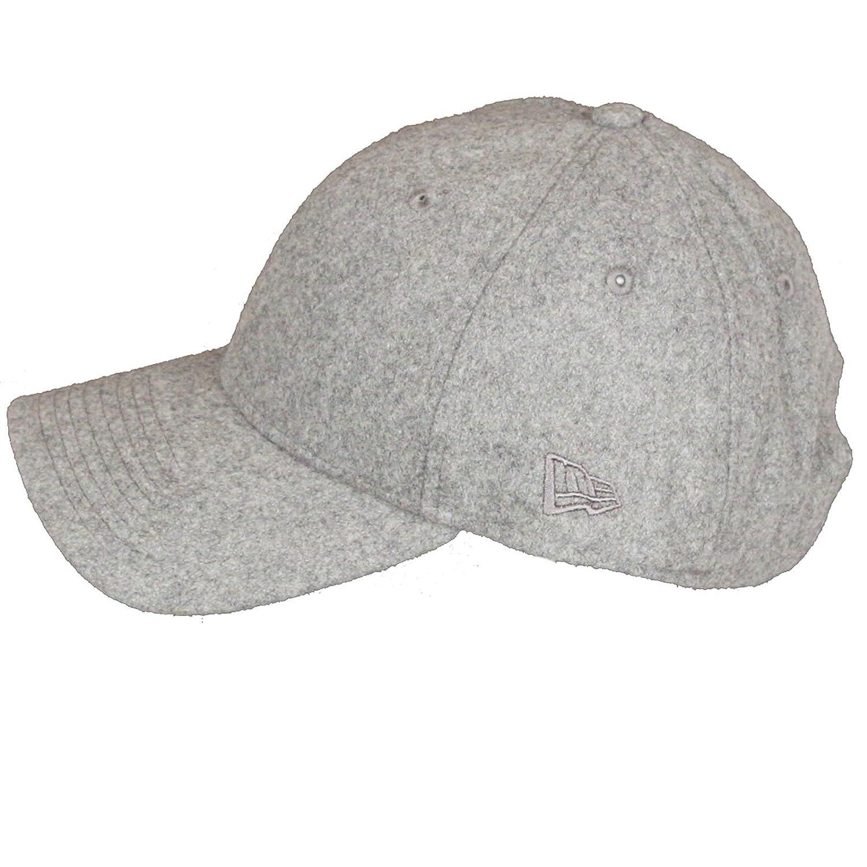 6f23452be2a New Era Men Caps Snapback Cap Melton Classic 9Fifty Snapack Cap Grey  Adjustable  Amazon.co.uk  Clothing