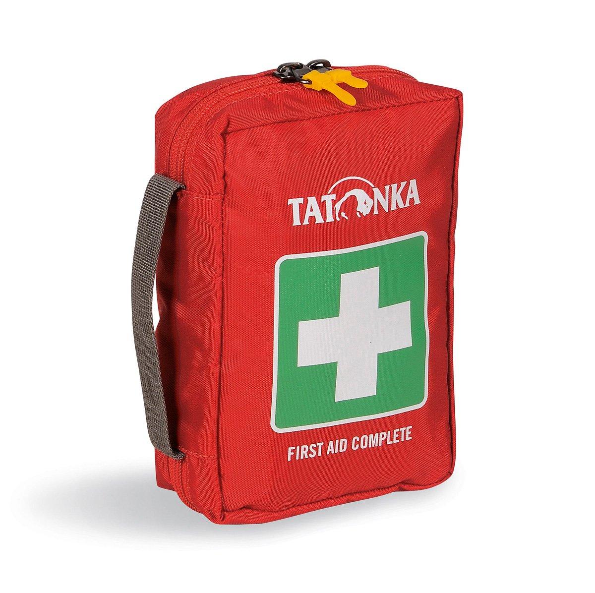 Tatonka - Maletín completo de primeros auxilios rojo rojo Talla:18 x 12, 5 x 5, 5cm 2716